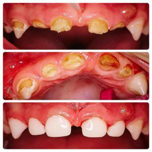 примеры работы детской стоматологической клиники